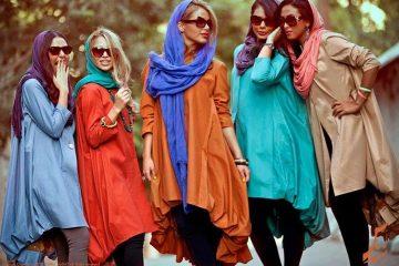 Comment une femme peut s'habiller en Iran ?