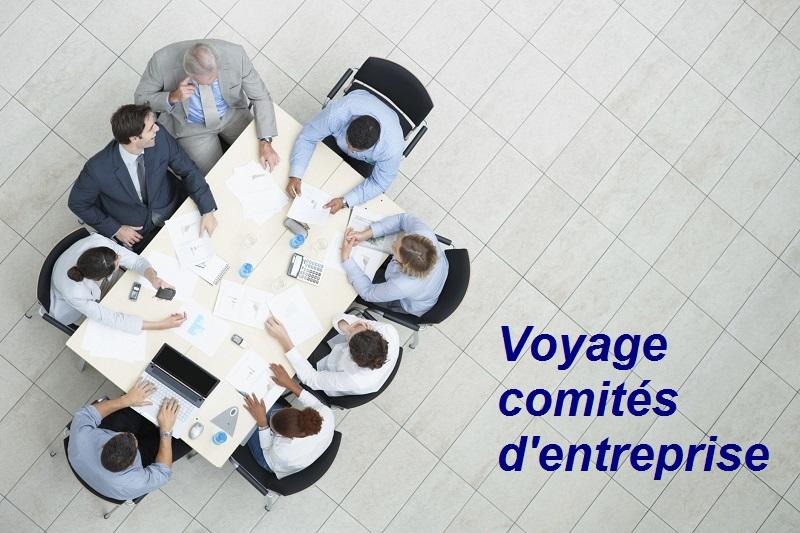 Voyage Iran comités d'entreprise